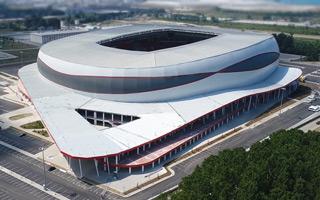 Nowy stadion: Zmiana warty w Samsunie
