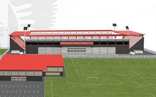 Anglia: Stadion-uczelnia w Kidderminster?