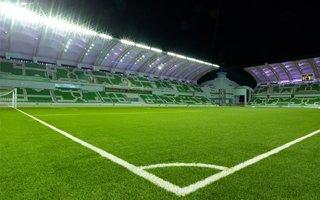 Nowy stadion: Jeszcze najlepszy stadion Turkmenów