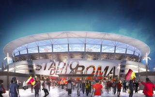Rzym: Stadion Romy znów przedmiotem sporu