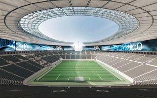 Berlin: Cel Herthy – stadion piłkarski w 2025