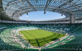 Wrocław: Tarcia w sprawie podziału przychodów meczowych Śląska