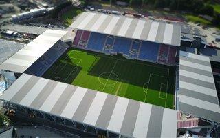 Nowy stadion: Vålerenga już w domu