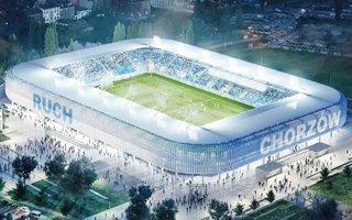 Chorzów: Stadion przy Cichej od razu na 16 tysięcy?