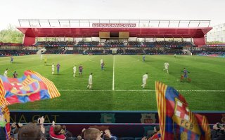 Barcelona: Budowa stadionu Cruyffa ruszyła