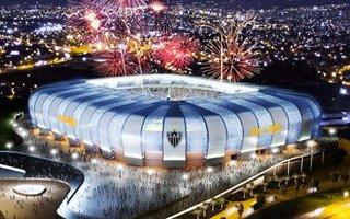 Brazylia: Jeden nowy stadion zrujnuje drugi