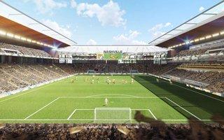 Nowy projekt: Jeśli MLS dotrze do stolicy muzyki country...