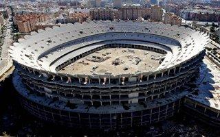 Hiszpania: Valencia ogłasza wznowienie prac nad stadionem!
