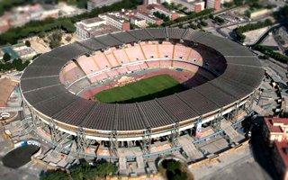 Neapol: Napoli zbuduje mały, prywatny stadion?