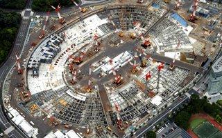 Tokio: Samobójstwo z przepracowania na budowie Olimpijskiego