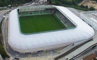 Węgry: Haladás Stadion gotowy, otwarcie w listopadzie
