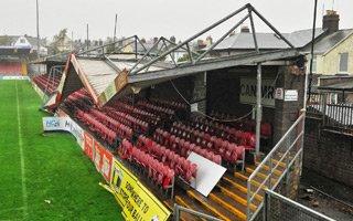 Irlandia: Runął dach na stadionie w Cork