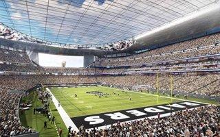 Las Vegas: Raiders zaczną budowę 13 listopada