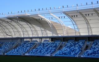 Budapeszt: Grzegorz nie oszczędził nowego stadionu MTK