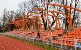 Warszawa: Stadion Ursusa wkrótce z zadaszeniem