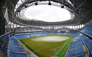 Moskwa: VTB Arena coraz bliżej końca, został jeden problem