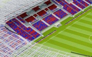 Szczecin: Stadion pochłonie 245 milionów!