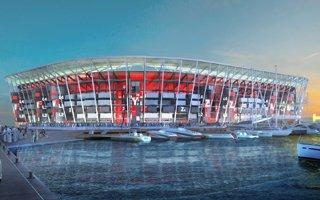 Nowy projekt: Pierwszy w całości składany stadion!
