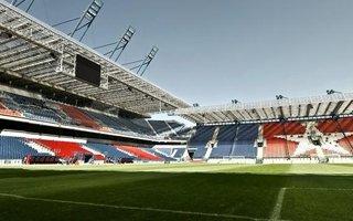 Kraków: Stadion Wisły wciąż na minusie