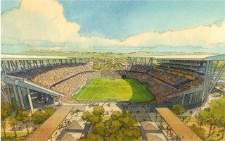 Nowy projekt: Druga propozycja następcy Qualcomm Stadium