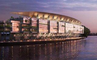 Nowy projekt: Zobacz drugie podejście Fulham