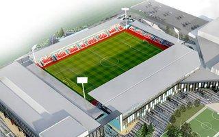 Anglia: Budowa stadionu w York oficjalnie rozpoczęta