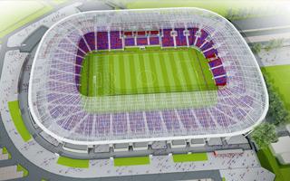 Szczecin: Budżet przyjęty, stadion nieco tańszy?