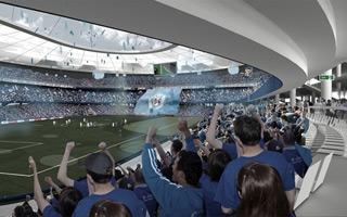 Chorwacja: Wyciekł plan stadionu narodowego?
