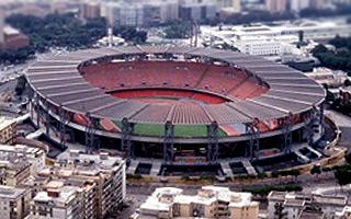Neapol: Dwa miejsca pod nowy stadion Napoli?