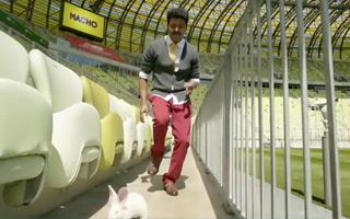 Gdańsk: Stadion Energa wypromowany w... Indiach, na Sri Lance i w Omanie