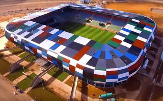 Nowy stadion: Estadio Único de Villa Mercedes