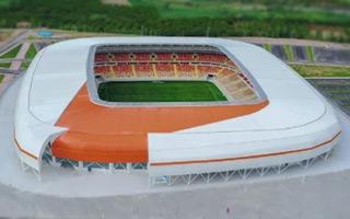 Nowy stadion: Morelka z Malatyi