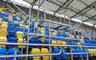 Gdynia: Nowe gniazdo dla kibiców
