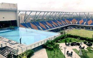 Nowy stadion: The Arena, czyli 12 sportów w jednym