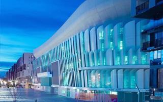 Nowy stadion: U Arena, u wrót La Défense
