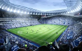 Londyn: Tottenham znów podnosi pojemność nowego stadionu