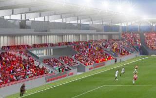 Opole: Nowy stadion w budowie pod koniec 2019?