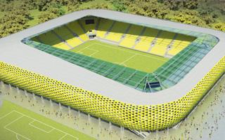 Katowice: Stadion i hala za 200 milionów?