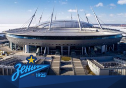 Stadion Sankt Petersburg