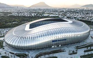 Meksyk: Stadion wspaniały, a boisko... no, po prostu, nie