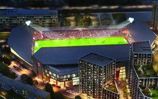 Londyn: Brentford planuje budowę od marca