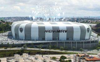 Belo Horizonte: Atletico Mineiro podnosi pojemność przyszłego stadionu