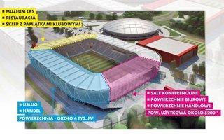 Łódź: Wkrótce wykonawca stadionu ŁKS?