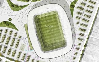 Sosnowiec: Zagłębiowski Park Sportowy droższy o jedną trzecią?