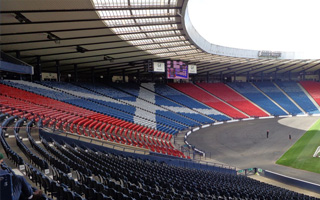 Szkocja: Związek piłkarski odkupi Hampden?