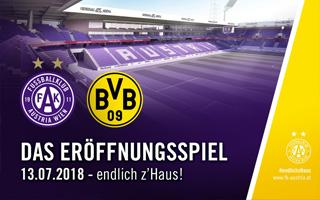 Wiedeń: Austria zaprasza na otwarcie nowego stadionu