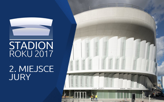 Stadion Roku 2017: 2. Miejsce Jury – U Arena