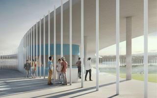 Nowy stadion i projekt: Helsingør dziś i w niedalekiej przyszłości