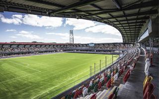 Nowe stadiony: Trójka z Superligi