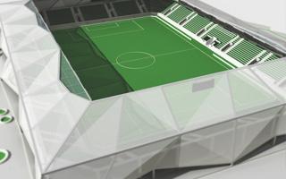 Jastrzębie-Zdrój: Na razie pudrowanie, ale może będzie nowy stadion